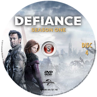 Defiance Cover DVD 4