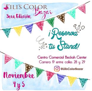 Lili's Color - 3ra Edición