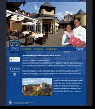 Hotel-Restaurant Krone, Alzenau