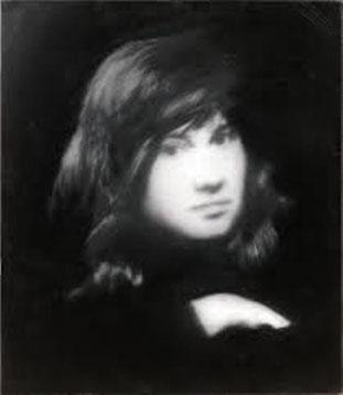 Maleren Gerhard Richter's mindeportræt