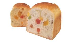 7種のフルーツパン