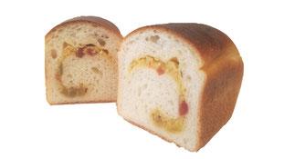 イチゴとキウイのスィートパン