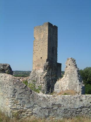 Tour carrée de Roquemaure
