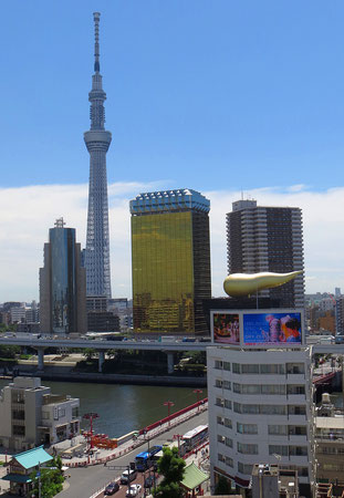 Tokyo hat viele faszinierende Gesichter.