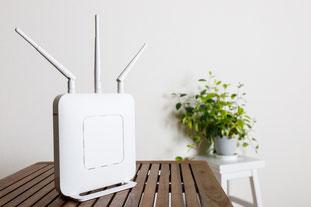 WiFiルーターなどのインターネット機器の購入サポート