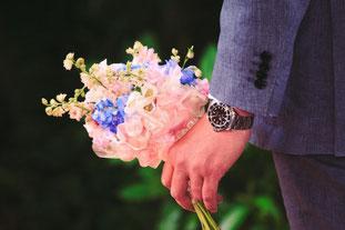 Geschenk Blumenstrauß