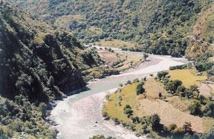 Yamuna Valley-Safari we`ll gonna take the route from Dharasu entering at Sara towards Yamunotri