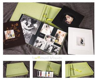 Einzigartige Alben, beachtenswert fotografie, Hochzeitsalbum, Album Hochzeit, Album, Husum, Wittbek