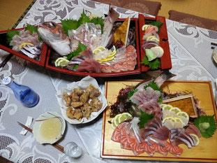 魚、美味し(^^)/