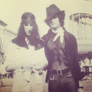 Patti Smith et Robert Mapplethorpe / Just Kids