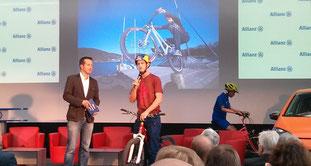 Willie Weitzel und Tom Öhler