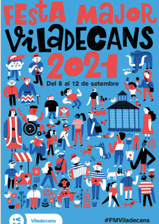 Fiestas en Viladecans Festa Major
