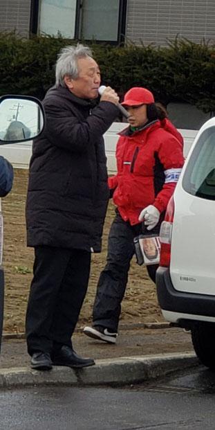 市橋 修治立憲民主党北海道連合会幹事長