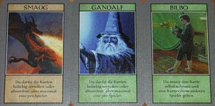Hobbit Rollenkarten