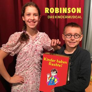 Robinson Kindermusical Kleinmachnow, Musical für Kinder