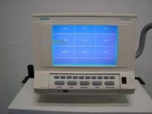 Siemens Sicard 440 S Monitor für Medizin und Praxis