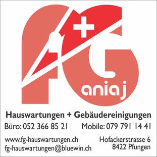 Wohnungsendreinigung Ganiajs Webseite