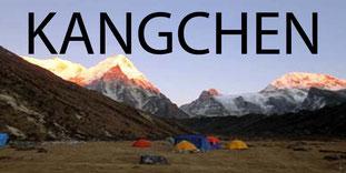 trek Kangchenjunga Khumbu shangrila