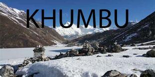 trek Khumbu par phaplu ou jiri