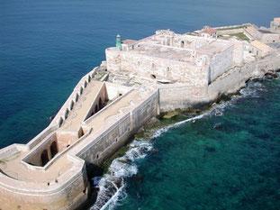 Castello di Maniace - Ortigia