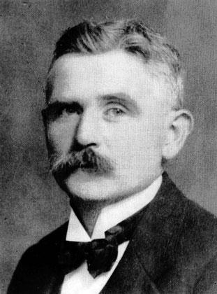 Der Firmengründer Karl Gustav Arno Voigt
