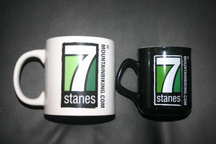 Pint sized printed mugs