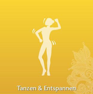 Yoga Tanzen sorgt für Entspannung & Wohlbefinden