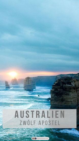 Australien Orte schaffen geistiges Wohlbefinden - Reisen macht gesund und glücklich - Photo by Riccardo Trimeloni on Unsplash-Twelve Apostles, Australia