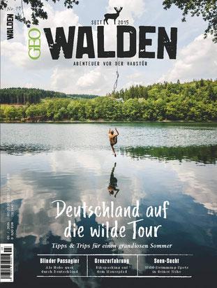 Walden Magazin Deutschland auf die wilde Tour