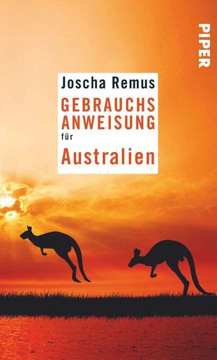 Gebrauchsanweisung für Australien von Joscha Remus - Anzeige Bestseller Empfehlung