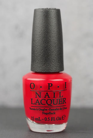 OPI • Big Apple Red