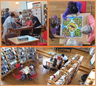 Bilder: Freunde der Gemeindebücherei