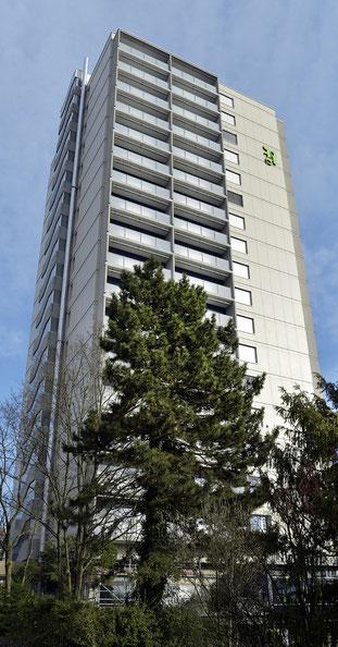 Seniorenresidenzen haben Zukunft: Der Immobilienfonds Credit Suisse Living Plus investiert vorab in solche Liegenschaften. Im Bild die Seniorenimmobilie Residence am Niesenweg in Bern.