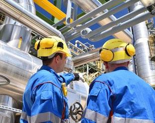 Gefährdungsanalyse Trinkwasseranlagen Industrie