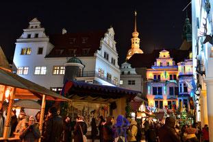 Weihnachtliches Spectaculum in Dresden