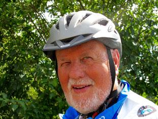 Edwin - für mich der Held dieser BR-Radltour 2016