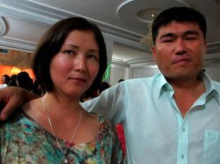 die Schwester der Braut und ihr Mann