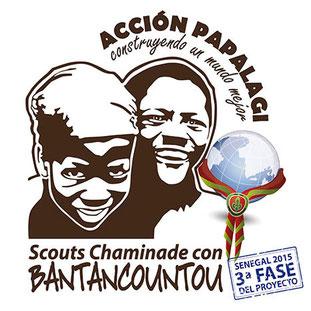Acción Papalagi del Grupo Scout Chaminade - Bantancountou, tercera fase del proyecto