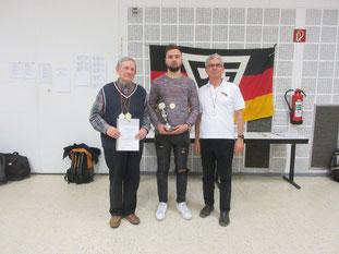 3. Platz - Mannschaft GSBV Halle/S.
