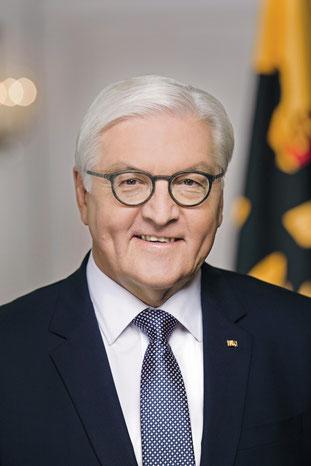 Bundespräsident Steinmeier kommt nach Karlsruhe (Copyright: Bundesregierung/Steffen Kugler)