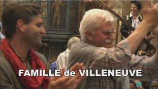 Saint Louis des Français à Rome en mai 2015 : canonisation de Jeanne Emilie de Villeneuve