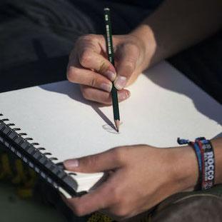 Zeichenkurs als Geschenkidee für Teenager 13 14 15 16 17 18 Geburtstag