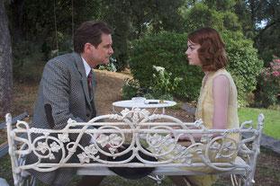 Joutes oratoires entre Colin Firth et Emma Stone (©Mars Distribution)