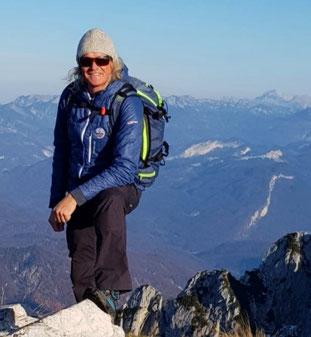 Günter Fellinger Bergwanderführer Unterach Salzkammergut