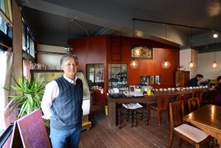 カフェ「カフェふくろう」の写真