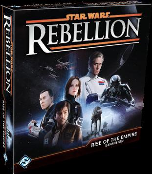 Star Wars Rebellion Erweiterung