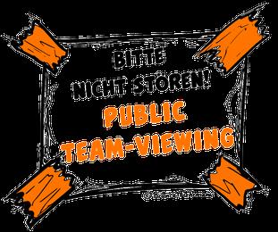 Projektmanagement – Public-Team-Viewing – ©Bianca Fuhrmann – Projekt-Voodoo®