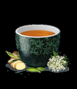 Yogi Tea Ayurvedische Teemischung - Bio Grüne Energie
