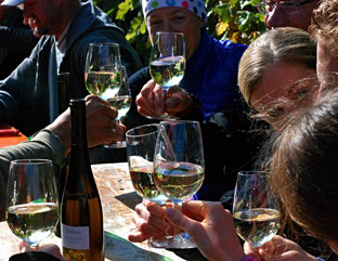 Trinken, Glas, Weisswein