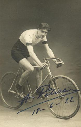 Henri Pelissier, Winner Tour de France 1923